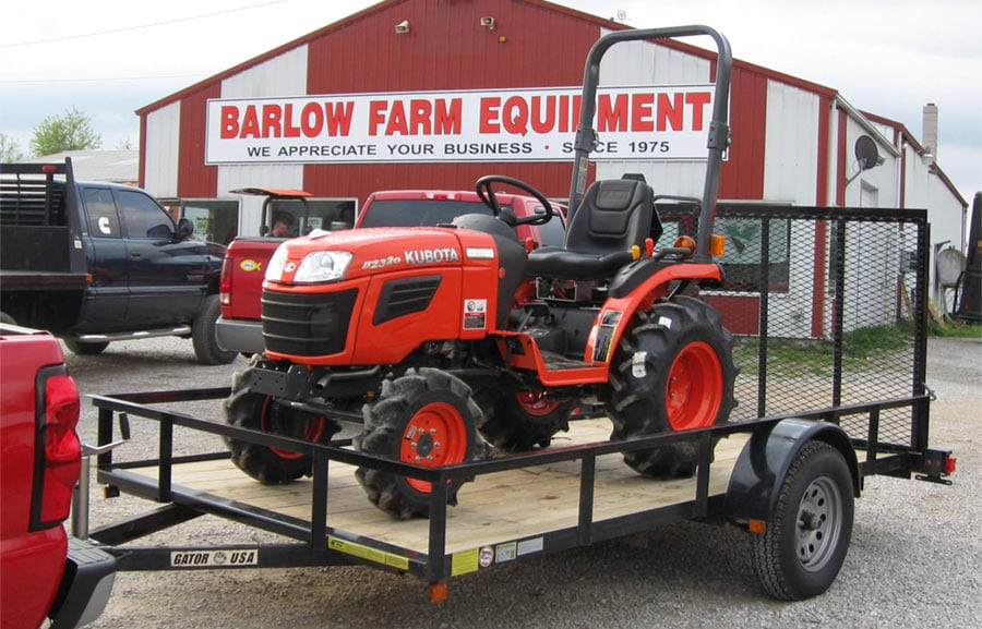 Finding A Used Compact Tractor Under 5 000 Tractorbynet