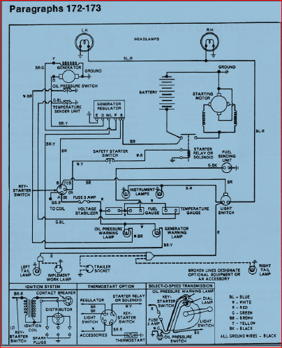 72 ford 2000 wiring positive post chasis grounded ???? - TractorByNet | Ford Tractor Battery Wiring Diagram |  | TractorByNet