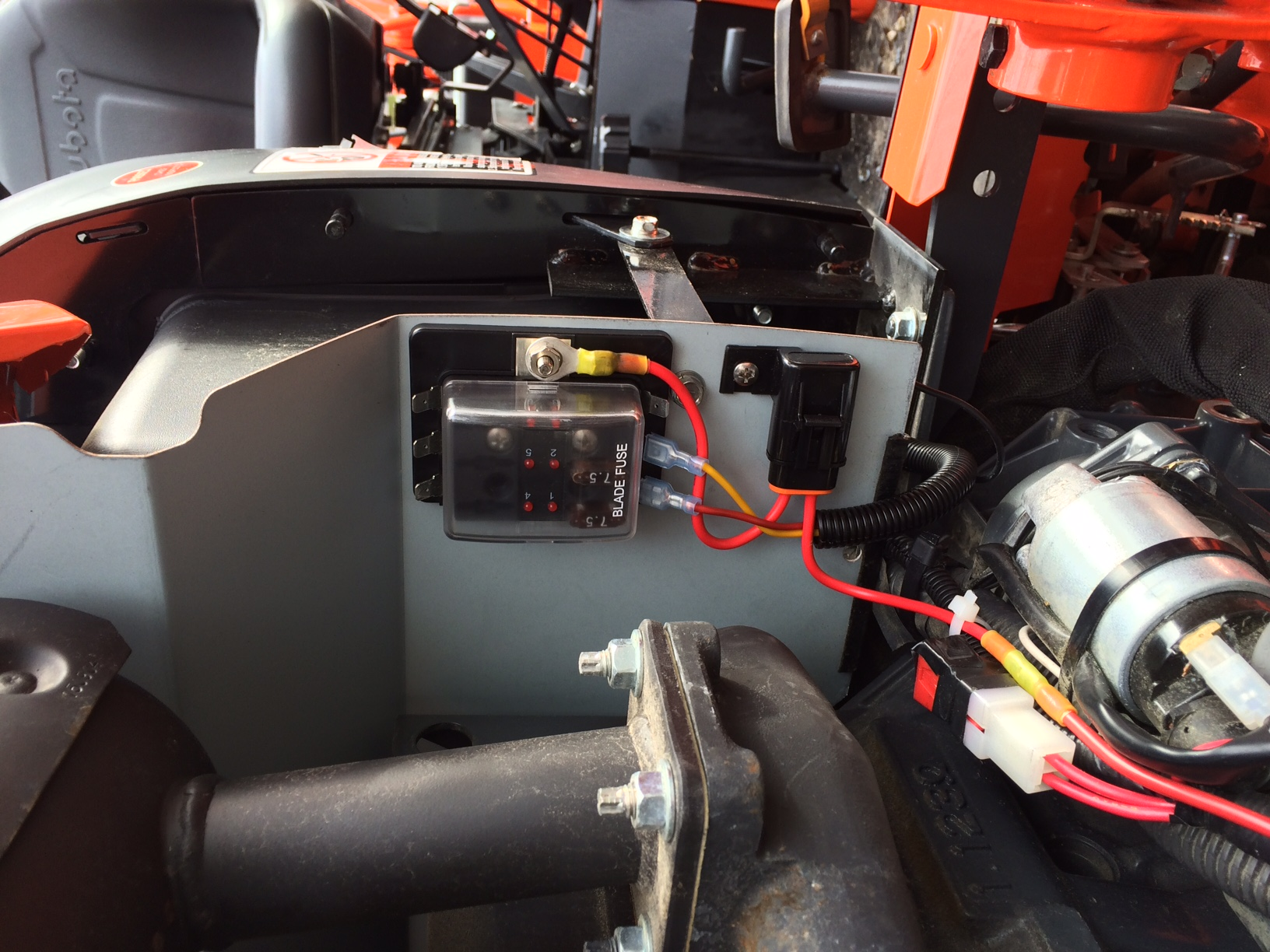 kubota tractor fuse box - wiring diagrams long draw-seem -  draw-seem.ipiccolidi3p.it  draw-seem.ipiccolidi3p.it