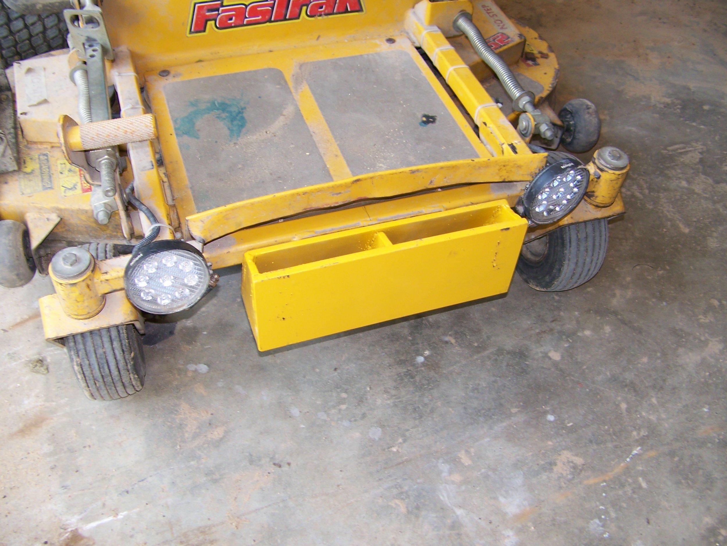 Lawnmower Sprayer Bumper Painted & Installed.jpg