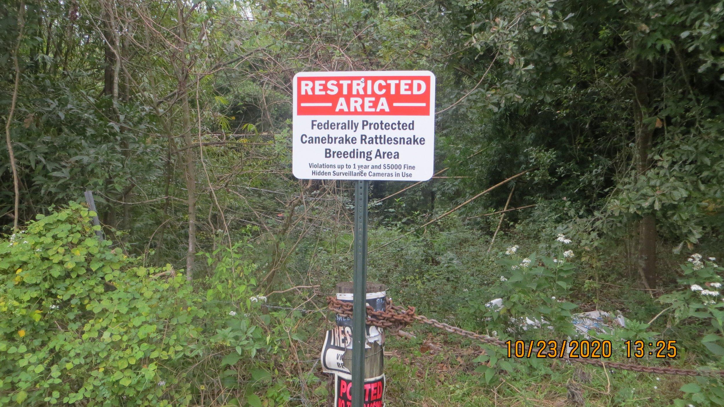 Rattlesnake sign.JPG