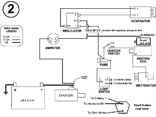 6 Volt Generator