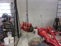 Cub engine removal.JPG