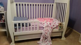 4-30-16 Chloe's Baby Bed Converted Into Girls Bed.jpg