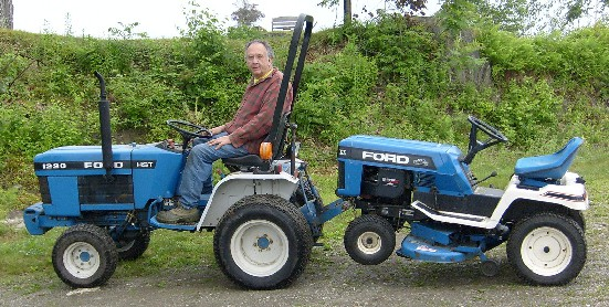 ford 1220 review by tom0bedlam tractorbynet Ford 1215 Tractor ford 1220 review