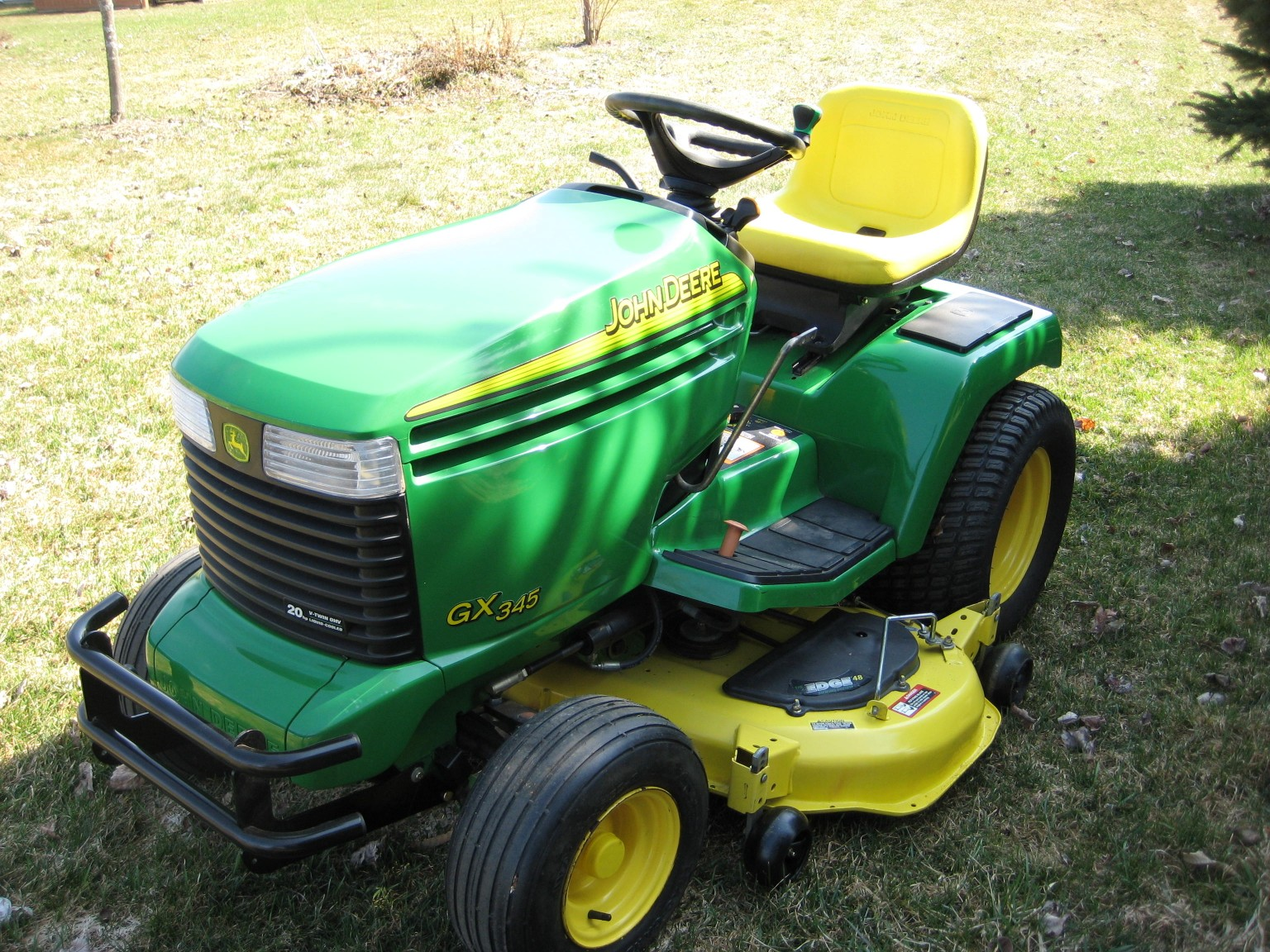 John Deere Gx345 Photos