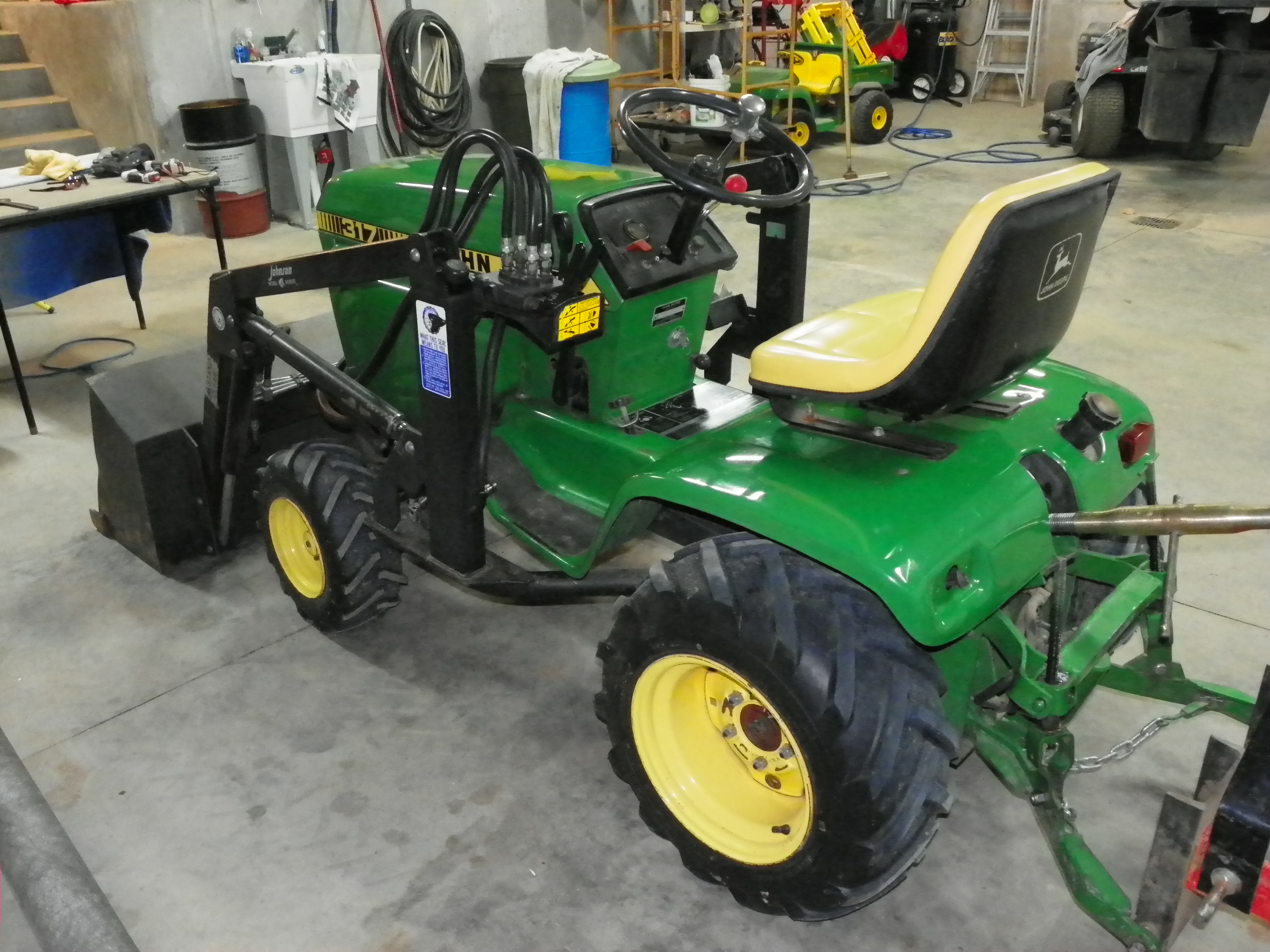 bush hog wiring diagram with John Deere 317 Tractor Schematics on Scag Ignition Switch Diagram in addition Big Dog Wiring Diagram likewise John Deere Gator Xuv 625i 825i 855d Full Cab Enclosure With Lexan Hard Windshield furthermore Free Download Program Cub Cadet 128 Manual additionally Showthread.