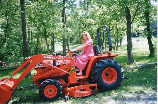 Kubota B2150 Review