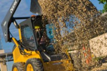 John Deere Launches New D-Series Skid Steers