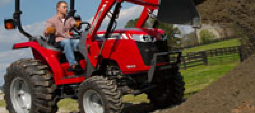 Massey Ferguson Introduces 1600 Series Tractor