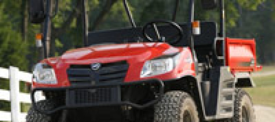 KIOTI Introduces New Line of UTVs