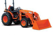 Kubota Announces New B3300SU Tractor