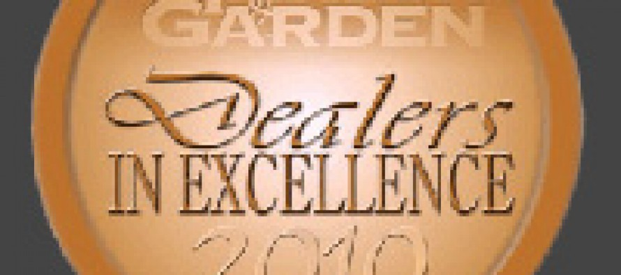 Dealer's in Excellence Awards Announced