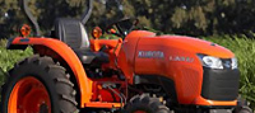Kubota Expands L-Series Tractor Line