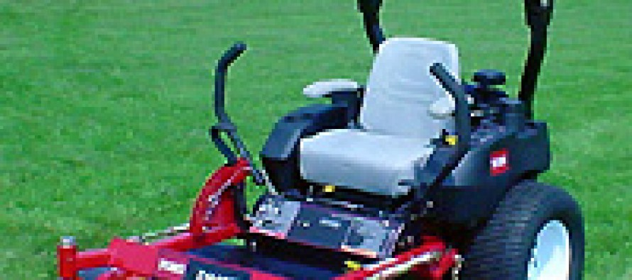 "The ""Eco-Friendly"" Gift: Propane Advanced Mowers"