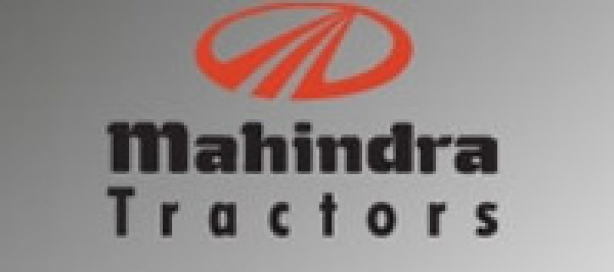 Business is Booming for Mahindra Tractors