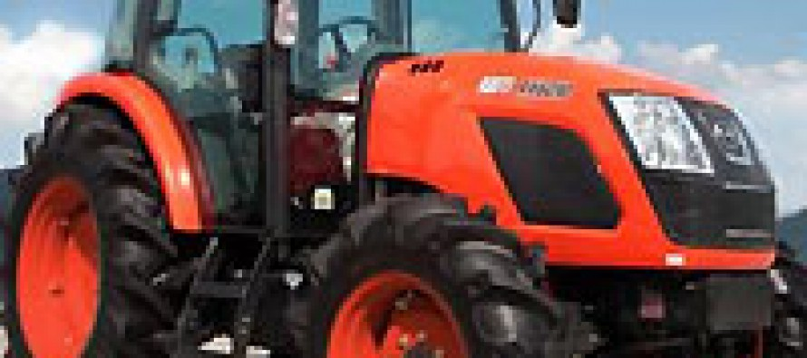 New Model Ramps Up Kioti Utility Tractor Line