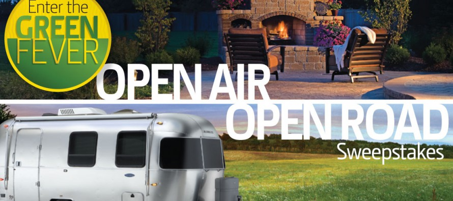 John Deere Open Air/Open Road Sweepstakes