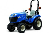 New Holland Expands Boomer Series Tractors