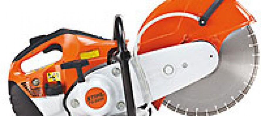 The STIHL TS 500i Cutquik Breaks the Mold