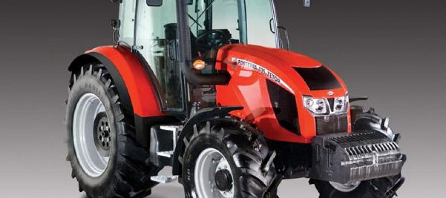 Zetor Forterra 135 Reports Low Fuel Consumption