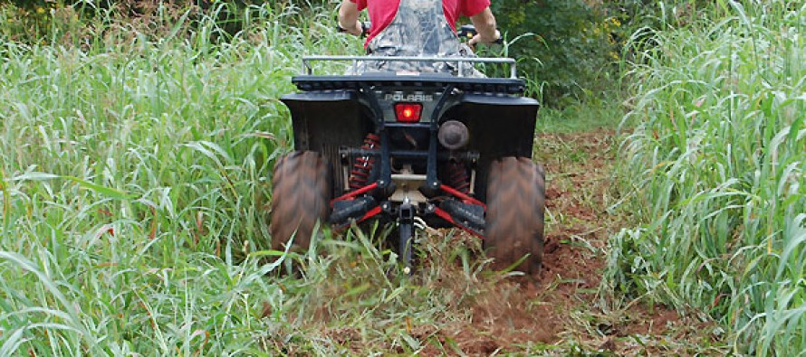 Bad Boy Introduces the GroundHog Max ATV Plow
