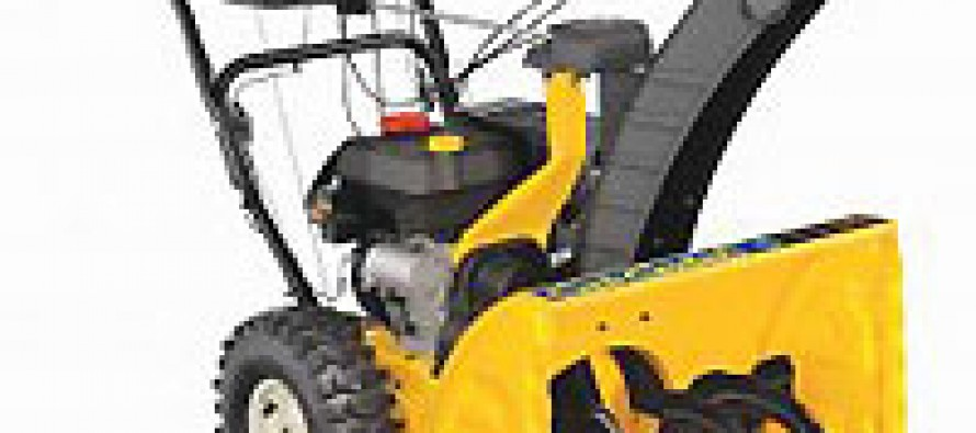 The Cub Cadet SnowPros Sales Events