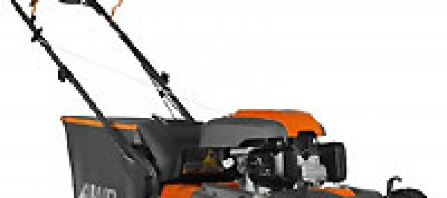 Husqvarna All-Wheel Drive Walk Behind Mower
