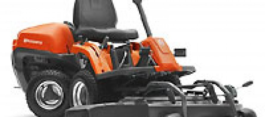 The Husqvarna R 120S Articulating Riding Mower