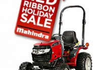 Mahindra Red Ribbon Holiday Sales Event