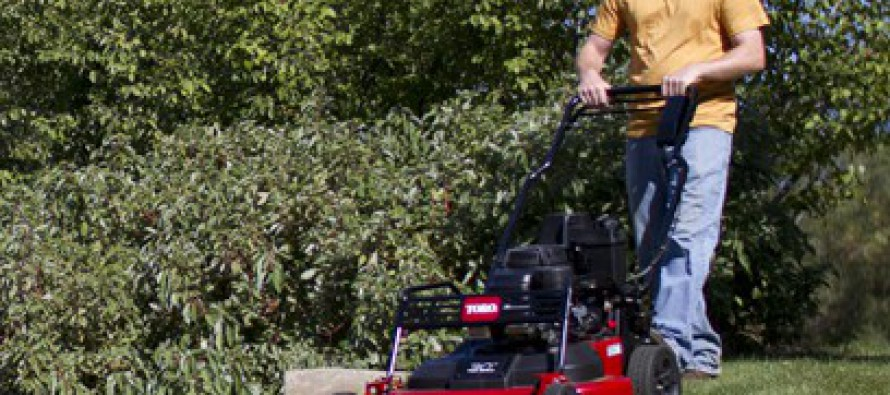 Toro's New 30-Inch Commercial Mower