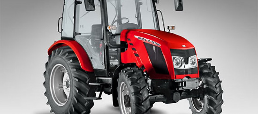 Zetor Re-Launches Major Series Utility Tractors