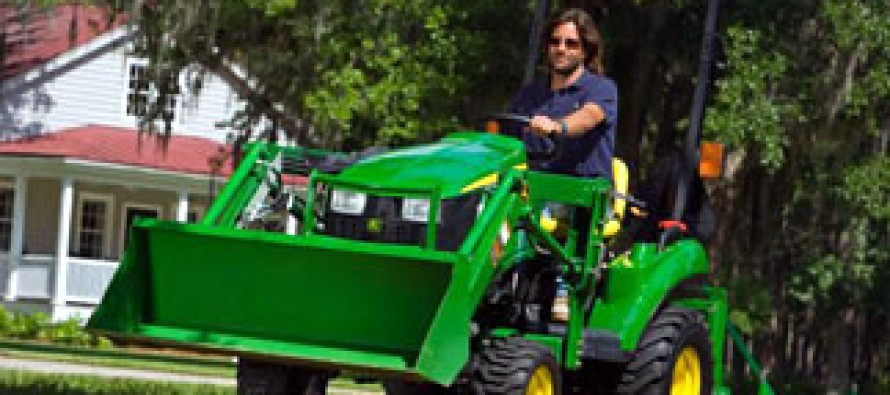 John Deere Dealers Hold Drive Green Sales Event