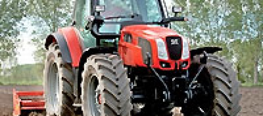 Three New High-Horsepower SAME Tractors