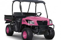 KIOTI Tractor Supports Breast Cancer Awareness