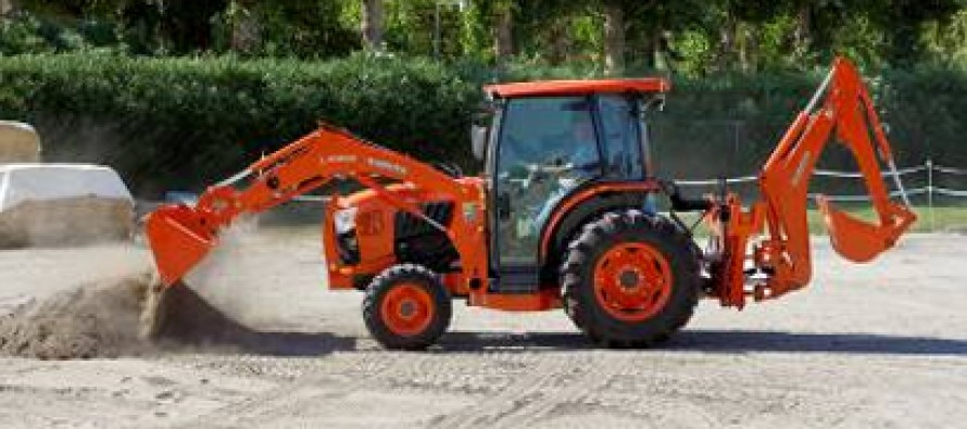 Kubota Announces New Grand L60 Series Tractors