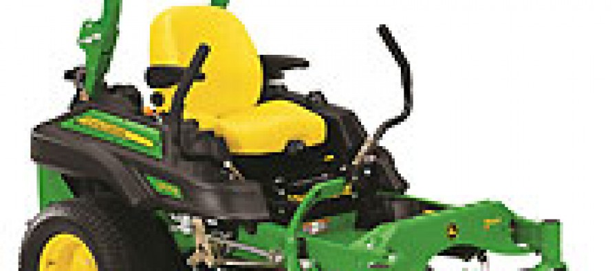 John Deere Introduces Z925M Flex Fuel Mower