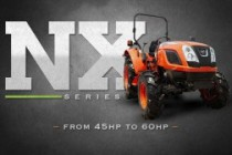 Kioti Unveils New Compact Tractor Models