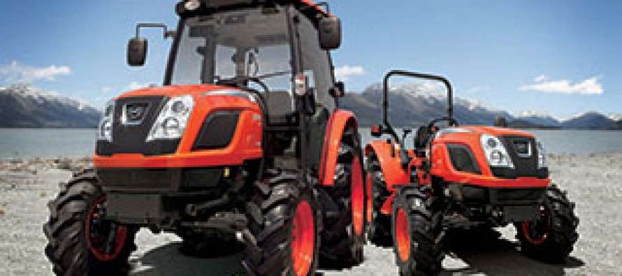New NX Series Joins Kioti Tractor Lineup