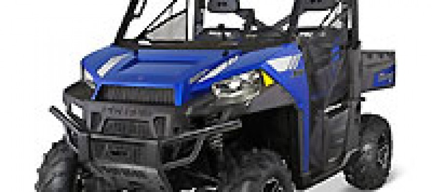 Polaris Announces New ATVs and Side-by-Sides