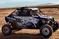 Jagged X Wins Best in the Desert's Parker 250