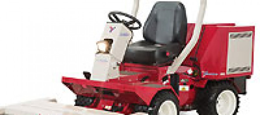 Ventrac Introduces New 3400 Articulating Tractor