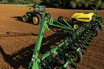 John Deere New Row Units For 2015