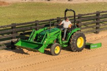 John Deere 4 Family Compact Utility Tractors