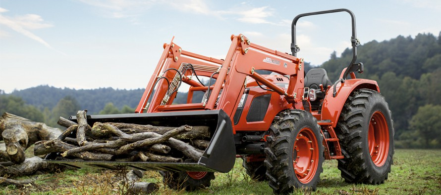 Kioti's First EPA Certified Tier 4 Tractor Sold