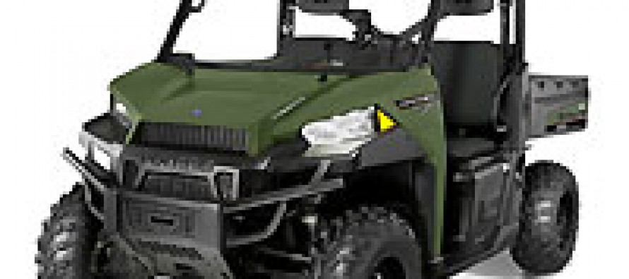 Polaris Introduces Two New RANGER Work Vehicles
