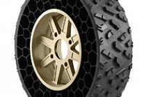 Polaris TerrainArmor Tires Finalist for Tech Award