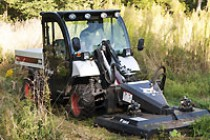 Bobcat Introduces New Brushcat Rotary Cutters