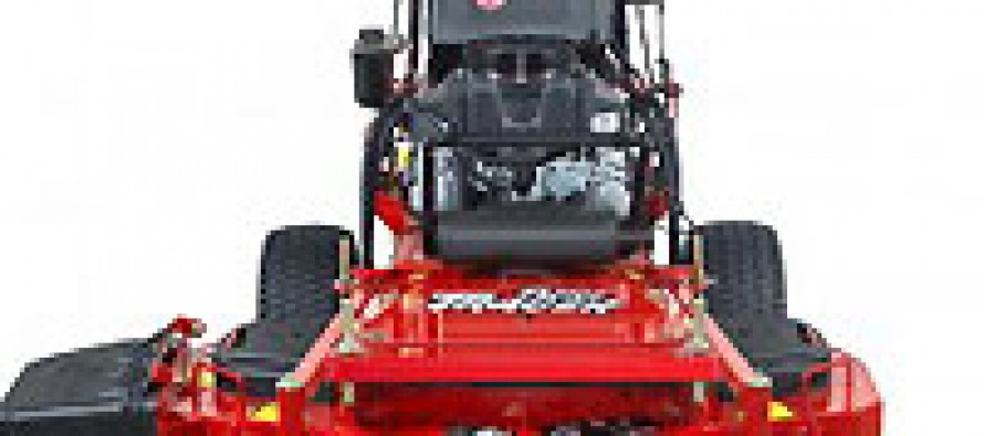 Exmark Redesigns Turf Tracer S-Series Mowers