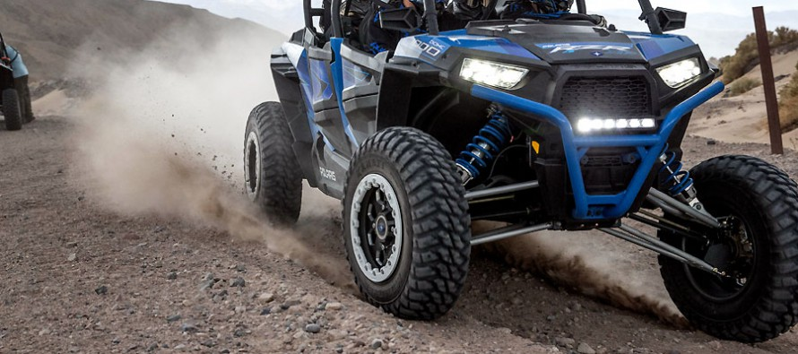 Polaris Improves 2015 RZR XP 1000 & RZR XP 4 1000